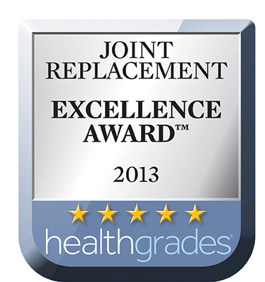 2013 Joint Replacement Excellence